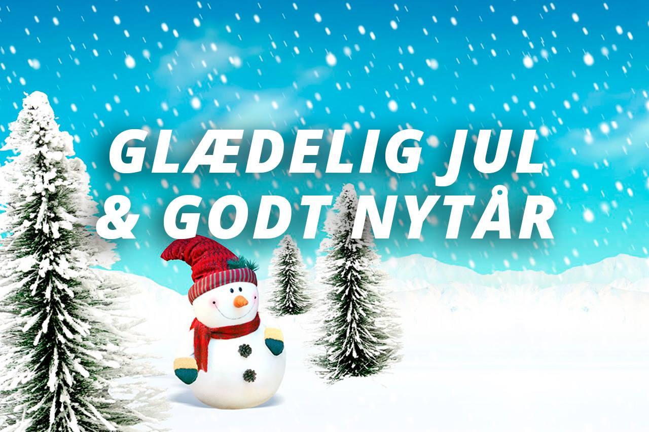 Glædelig jul • LabVikar